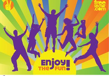 Summer Fun - Free vector #138871
