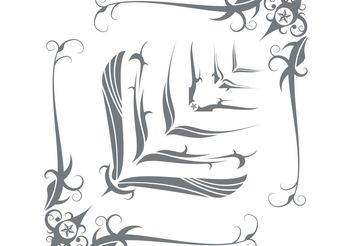 Free Vector Swooshes, and Fancy Corner Designs - Free vector #139101