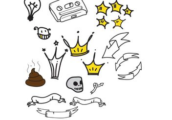 drawn - Free vector #139401