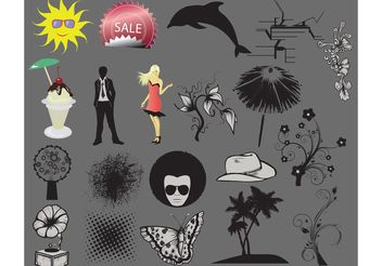 Free Vector Pack - Kostenloses vector #139491