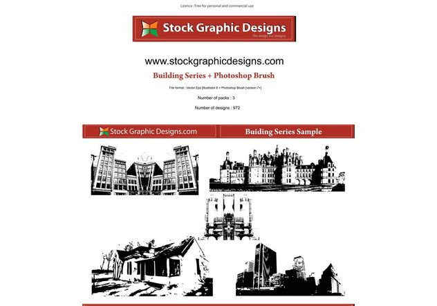 Building Series - Free vector #139581