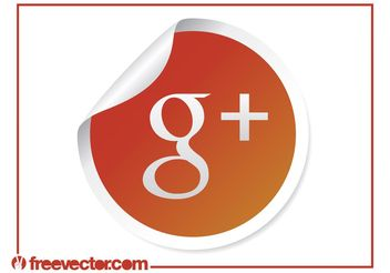 Google Plus Icon - Free vector #140251
