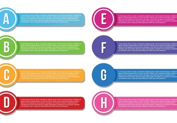 Text Box Templates Vectors - Free vector #141011