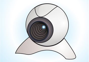 Webcam Vector - vector #141751 gratis
