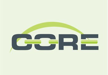 Core Logo - Free vector #142471