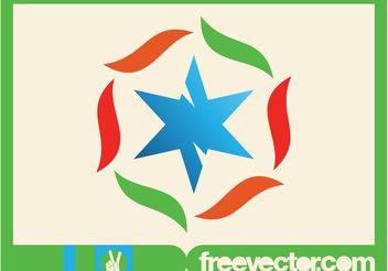 Star Logo Template - бесплатный vector #142511