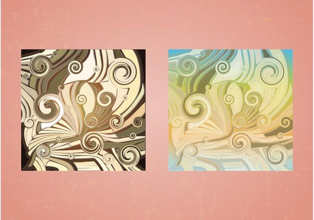 Colorful Tiles - Free vector #143191