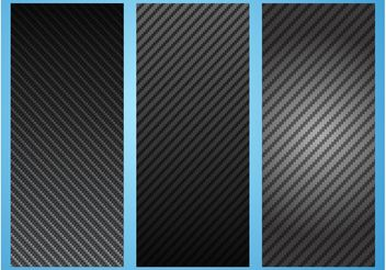 Carbon Patterns - vector #143651 gratis