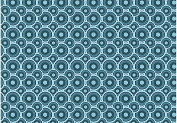 Retro Disco Pattern - vector #143951 gratis
