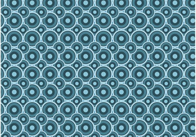 Retro Disco Pattern - Free vector #143951