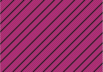 Striped Pattern - vector gratuit #144001