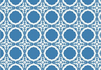 Vector Retro Pattern - Free vector #144031