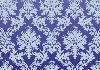 Damask Vector Graphics - vector #144041 gratis