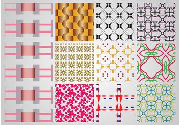 Pattern Images - vector #144211 gratis