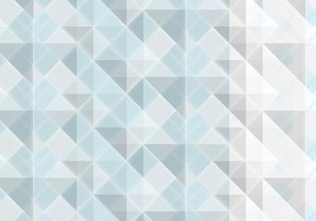 Free Vector Geometric Background - Free vector #144691