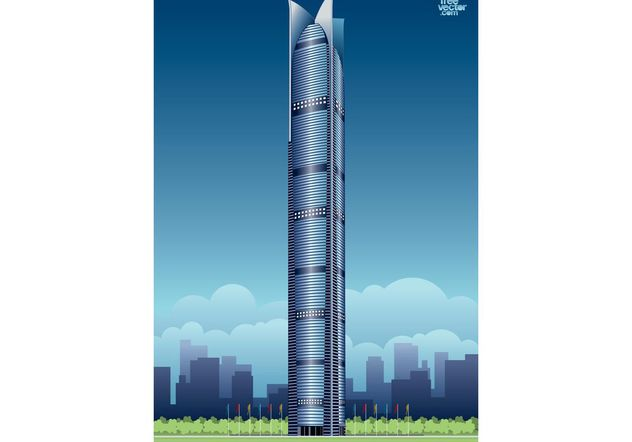 Tower - vector gratuit #145241