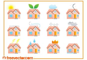 Home Insurance Designs - Free vector #145321