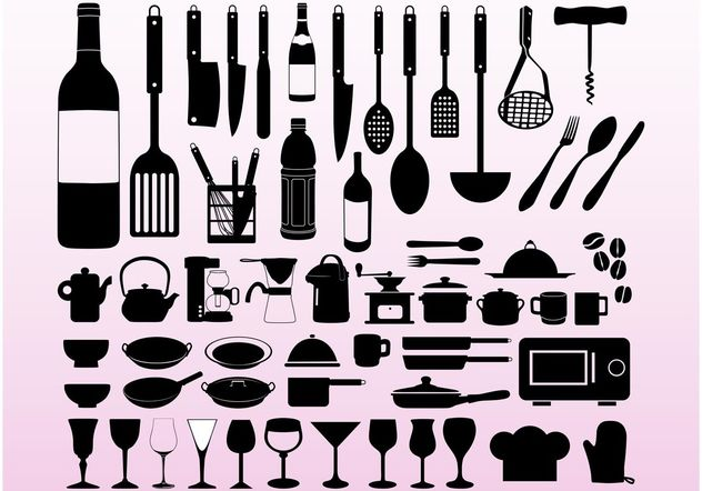 Cooking Designs - Free vector #147101