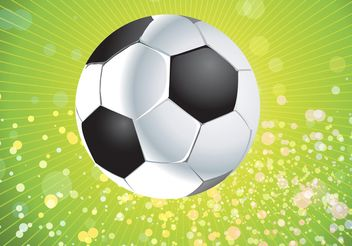 Football Vector - vector #148231 gratis