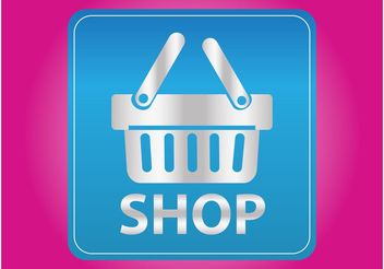 Shopping Icon - vector gratuit #150331