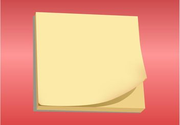Sticky Notes - vector gratuit #152111