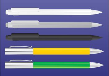 Pens - Free vector #152141