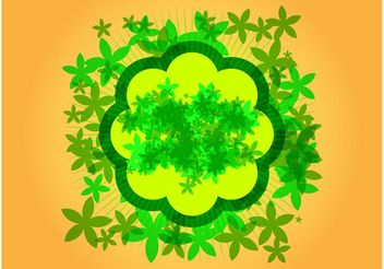 Flowers Design Vector - vector #153251 gratis