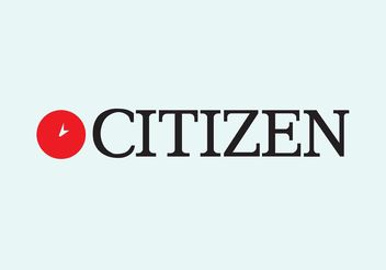 Citizen - Free vector #154151