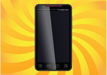 HTC Supersonic Vector - Free vector #154291