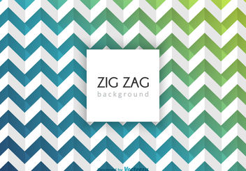 Free Abstract Zig Zag Vector Background - Kostenloses vector #154431