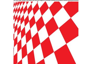 Checkered Vector Background - vector gratuit #154811