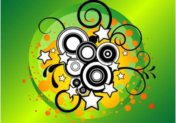 Cool Vector Design - Free vector #155011