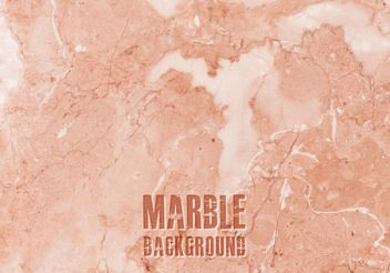 Free Orange Marble Vector Background - Kostenloses vector #155081