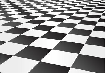 Checkered Pattern - vector gratuit #155191