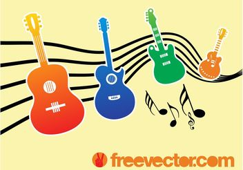 Music Vector Graphics - Free vector #155561
