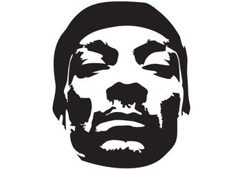 Snoop Dogg - vector #156451 gratis
