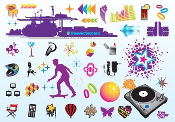 Vector Images - Free vector #156851