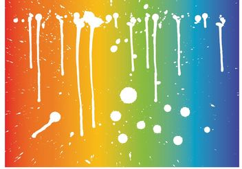 Rainbow Freedom - vector gratuit #157341