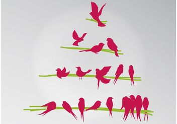 Bird Graphics Art - Kostenloses vector #157691