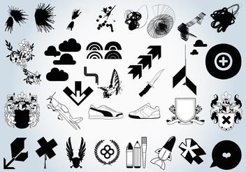 Clip Art Vector Graphics - vector gratuit #160241