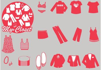 Fashion Graphics - vector gratuit #160721
