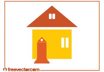 House Icon Graphics - Free vector #161891
