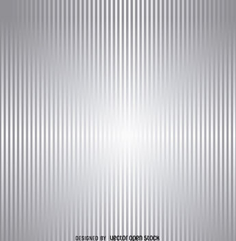 Silver vertical pinstripes background - vector gratuit #162921