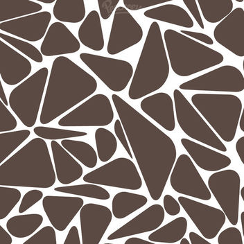 Abstract Seamless Mosaic Stone Pattern - vector gratuit #163111
