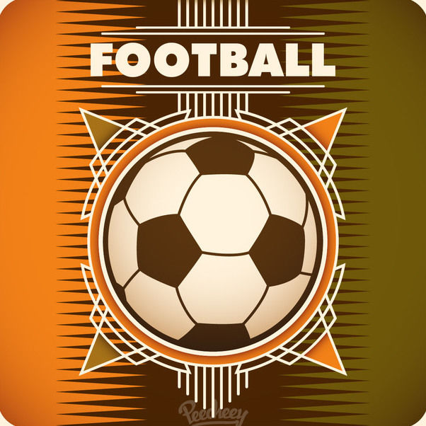abstract football banner template free vector download 163331 cannypic