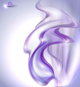 Halo of Purplish Smoky Background - Kostenloses vector #166621