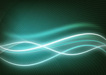 Darkish Background with Glossy Twisted Lines - vector gratuit #167451