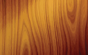 Brown Wood Background - Kostenloses vector #168571