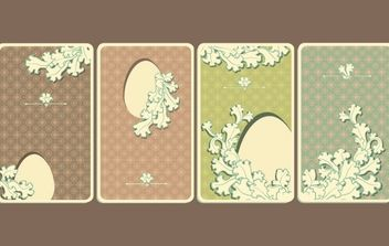 Easter Background - vector gratuit #169041