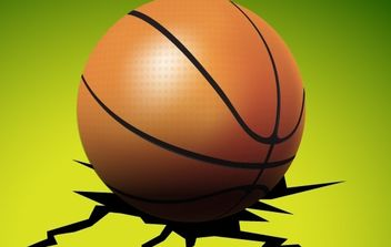 Basketball - Free vector #169171